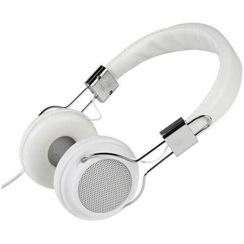 Vivanco Street-Style X-Bass Kopfhörer - Weiß
