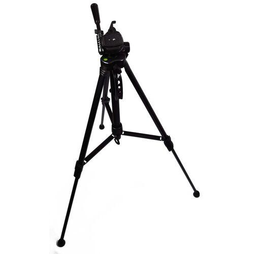 Vivanco Foto & Video Aluminium Stativ bis 145cm Höhe