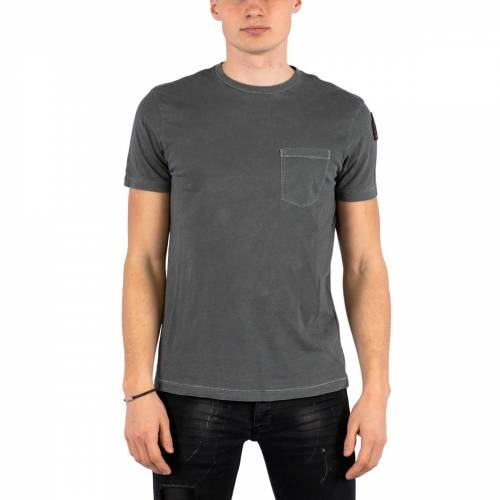 Parajumpers Patch Tee ,  grau