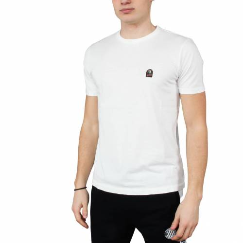 Parajumpers Patch Tee ,  weiß