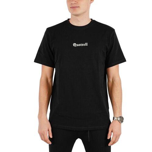 Quotrell Kubanisches T-Shirt , , , ,  Schwarz