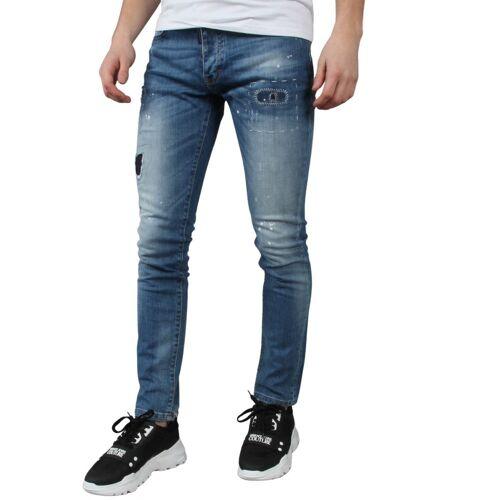 My Brand James Jeans , , ,  blau