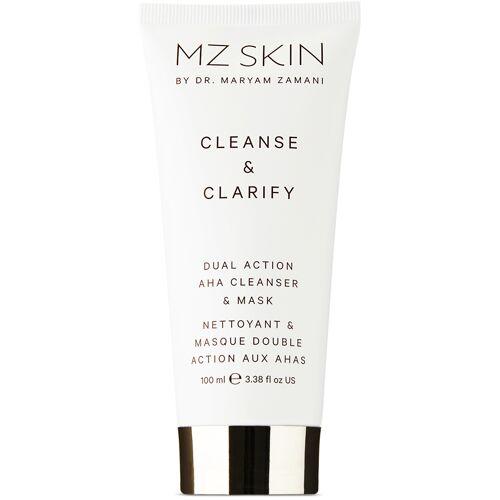 MZ SKIN Cleanse & Clarify AHA Cleanser & Mask, 100 mL UNI