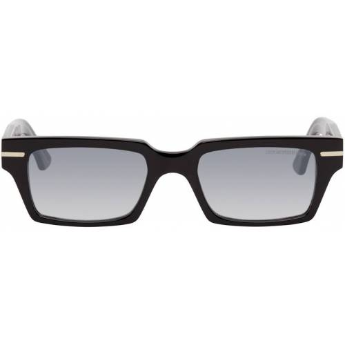 Cutler And Gross Black 1363-01 Sunglasses UNI