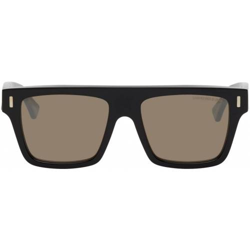 Cutler And Gross Black 1340 Sunglasses UNI