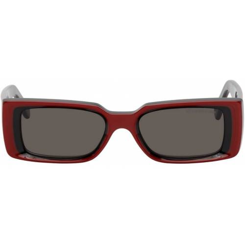 Cutler And Gross Red & Black 1368 Sunglasses UNI