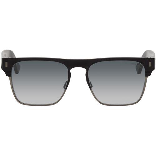 Cutler And Gross Black 1366 Sunglasses UNI