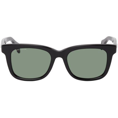Visvim Black Viator Scout Sunglasses UNI