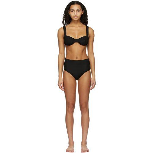 Solid & Striped Black 'The Lilo' Bikini 32