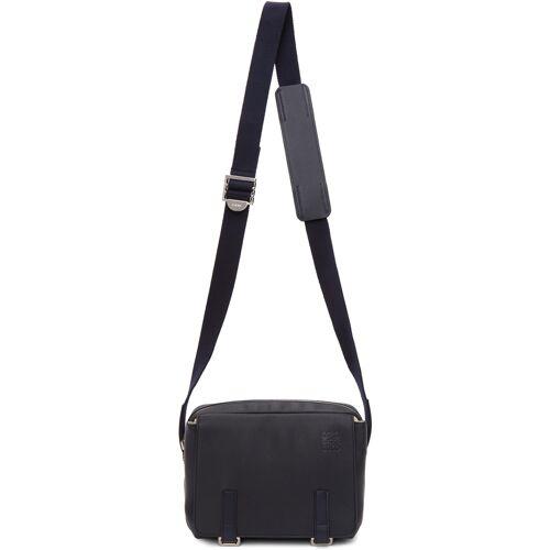 Loewe Blue XS Military Messenger Bag UNI