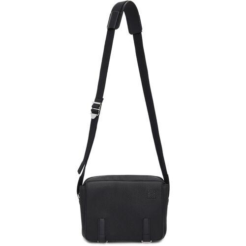 Loewe Black XS Military Messenger Bag UNI