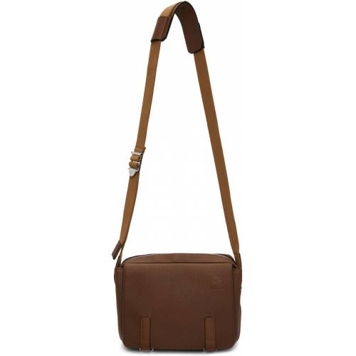 Loewe Brown XS Military Messenger Bag UNI