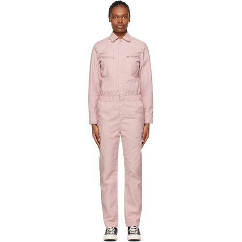 Carhartt Work In Progress Pink Boiler Jumpsuit 26