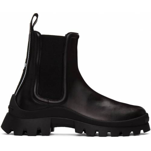 Dsquared2 Black Tape Chelsea Boots 46