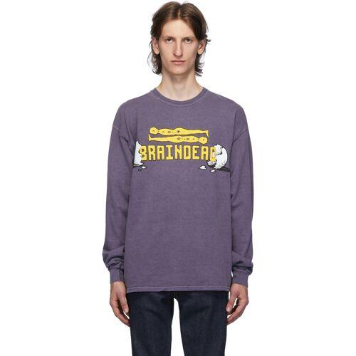 Brain Dead Purple Hatchlings T-Shirt XS
