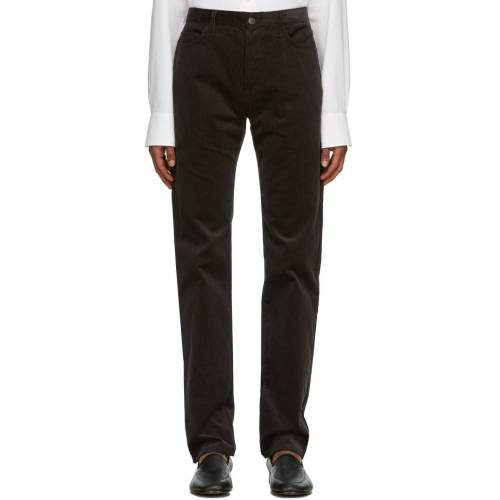 The Row Brown Irwin Jeans 28