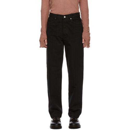 Tanaka Black Dad Jeans 34