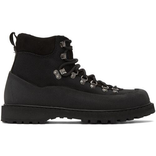 Diemme Black Canvas Roccia Vet Boots 40