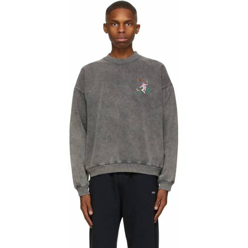 Carne Bollente Grey Extraterrestrial Bukkake Returns Sweatshirt XL