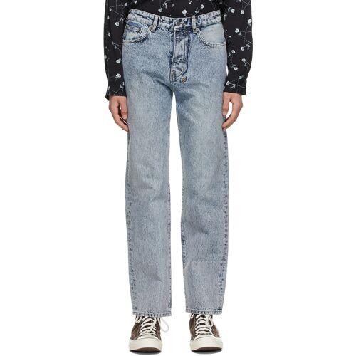 Ksubi Blue Anti K Jeans 34