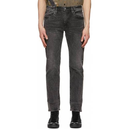 Levi's Grey 502 Taper Flex Jeans 31