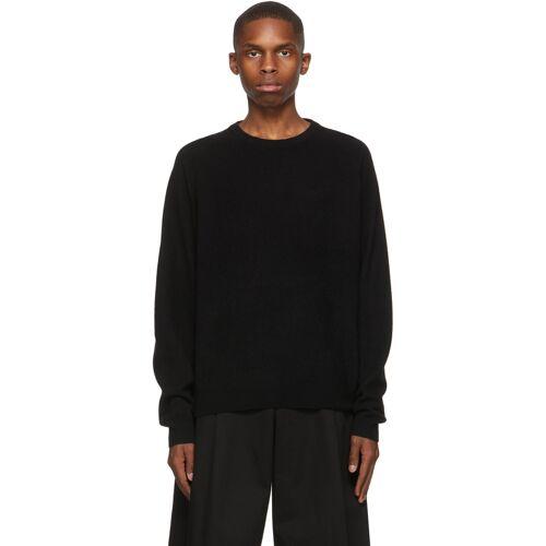 Frenckenberger Black R-Neck Sweater XL