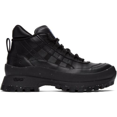 MCQ Black FA-5 Hiking Boots 44