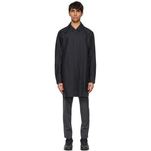 Veilance Black Partition LT Coat M