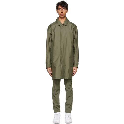 Veilance Khaki Partition LT Coat L