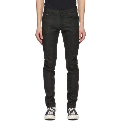 Naked & Famous Denim Black Super Guy Jeans 30