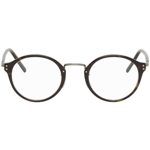 Eyevan 7285 Tortoiseshell Sol Glasses UNI