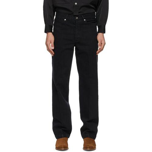 Tanaka Black Dad Jeans 33