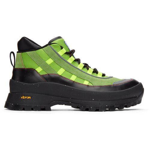 MCQ Green FA-5 Hiking Boots 40