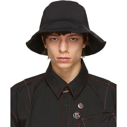 99% IS Black Pocket Bucket Hat 56