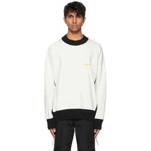 Ambush White Panel Sweatshirt XS