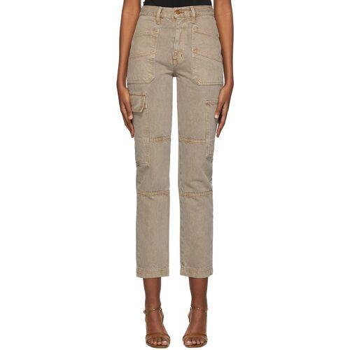 SLVRLAKE Tan Savior Jeans 27