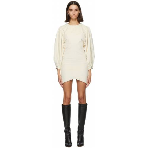 Isabel Marant Off-White Dilavio Dress M