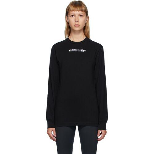 Off-White Black Hand Painters T-Shirt XXS