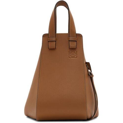 Loewe Tan Small Hammock Bag UNI