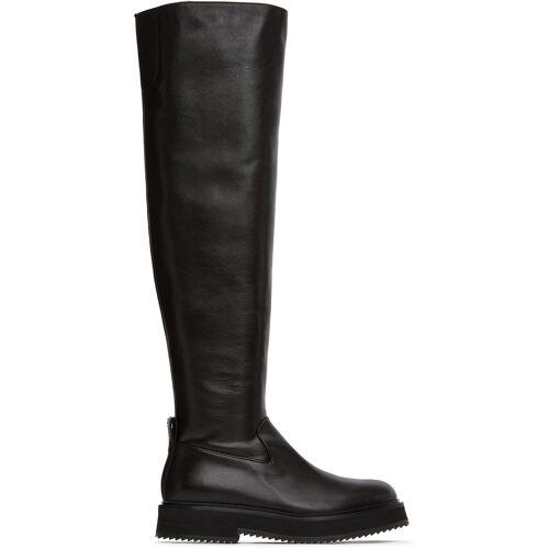 Joseph Black British Tall Boots 37.5