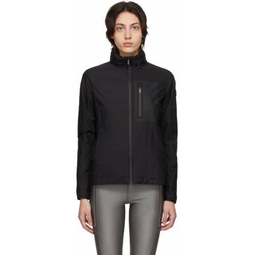 Moncler Black Farkadain Jacket M