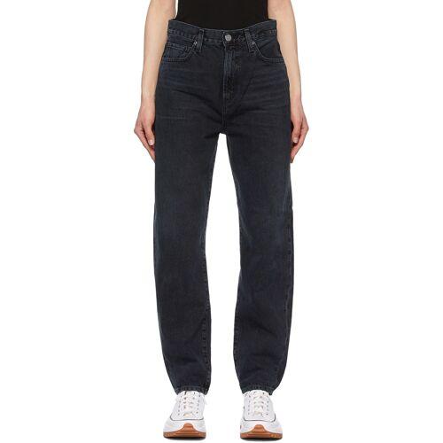 Goldsign Black 'The Peg' Jeans 24