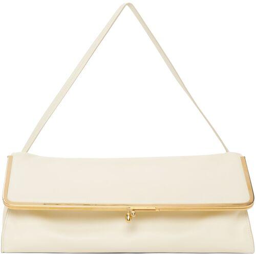 Jil Sander Off-White Medium Goji Prysm Bag UNI