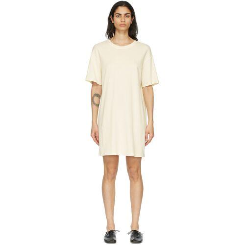 Raquel Allegra Beige T-Shirt Dress M