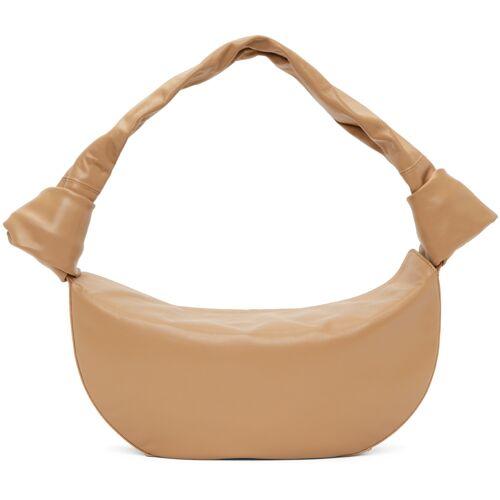 Little Liffner Tan Double Knot Bag UNI