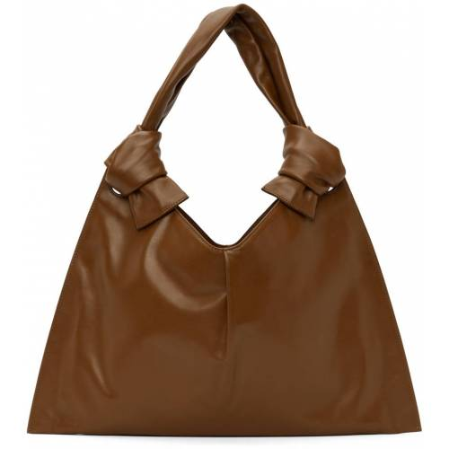 Little Liffner Brown Knot Day Tote UNI