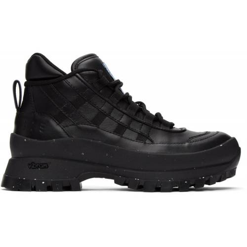 MCQ Black FA-5 Hiking Boots 35