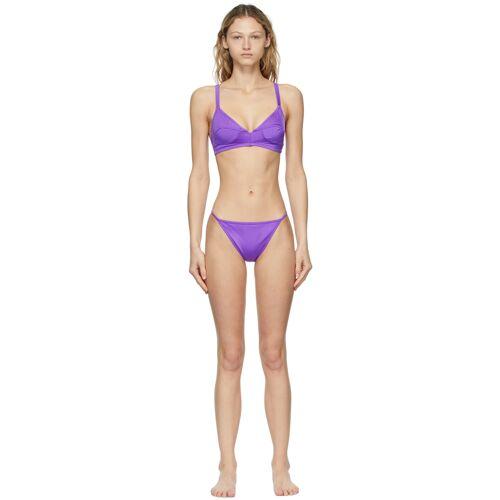 Nu Swim Purple Clove & Cleo Bikini 32