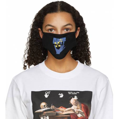 Off-White Black Hand & Arrows Mask XS