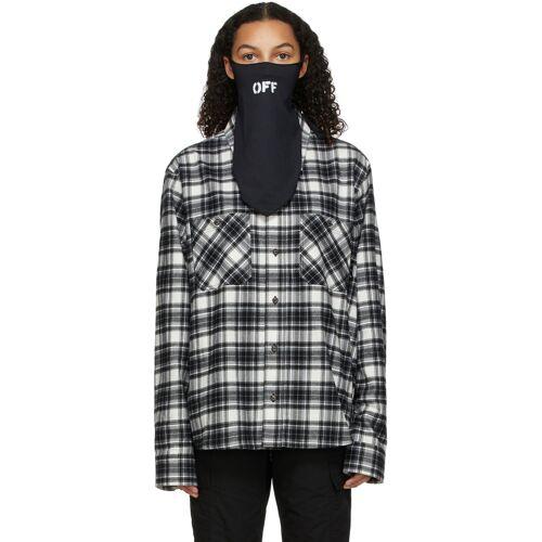 Off-White Black 'Off' Bandana Mask L/XL